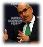 Mohamed ElBaradei: The International Crisis Group's 'moderatebait'