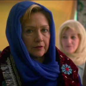 """The """"New American Policy on Iran"""" and the """"send Hillary to Iran"""" Campaigns 