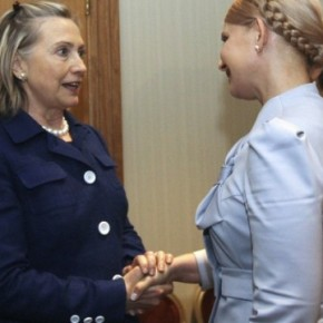 """Hillary defends """"Fatherland"""" Party Leader in New York TimesOp-ed"""