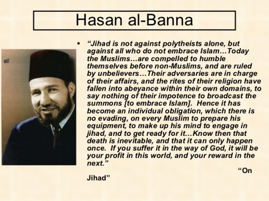 Al Banna - on Jihad