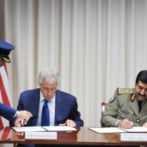What exactly has the Pentagon sold to Qatar?   Will Hamas soon have its own 'Iron Dome'?