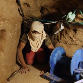 160 Arab children killed building Hamas (Muslim Brotherhood) Tunnels in GAZA