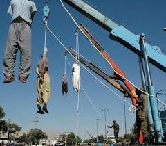 IRAN HANGINGS 1