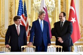 """""""Está claro que el principal objetivo de la Administración estadounidense en las conversaciones de alto el fuego es reforzar a los Hermanos Musulmanes y a Hamás, su rama palestina."""""""