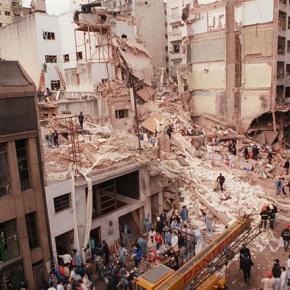 (Video)  Alberto Nisman shares details of his investigation of the Iranian bombing cover-up (In Spanish and English)
