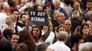 Yo Soy Nisman protest