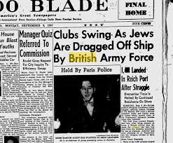 Clubs swing at Jews
