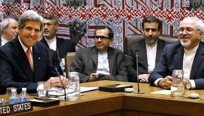 Close Aid to Iranian Leader Defects, Says U.S. pushing Iran's position in Nuclear talks