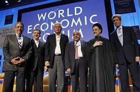 kerry khatami Davos group