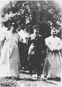 pavelic with priests