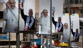 PUT PALESTINIAN CAPITOL INSIDE THE VATICAN   Open letter to Pope Francis from BobKunst