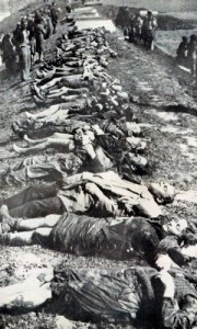 croatian death camp victims