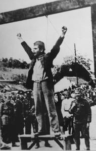 Stjepan Filipovic Croatian Partisan