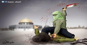Cartoons-of-hate-in-Palestinian-media-1