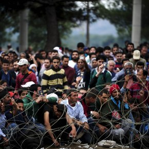 90 Percent of Migrants Entering Macedonia And Serbia Are Men | Political Analyst MilenkoNedelskoski