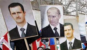 """Assad sought Russian Support To Prevent Iranian Occupation of Syria 
