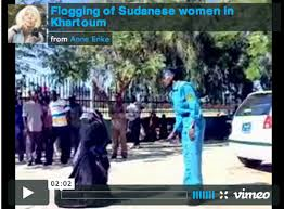 flogging in sudan