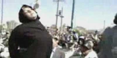 Iran Houriyeh-Hanged