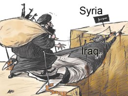 Irans bridge to Syria