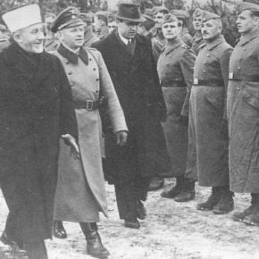 "Fascist Father of the ""Palestinian"" Movement 