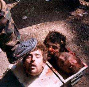 The Secret Alliance Between the Pentagon and Afghan and Iranian Terrorists in Bosnia (that led to grisly massacres of Orthodox Christian villagers) revealed in Dutch IntelligenceReport