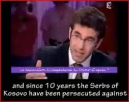 Clinton Legacy: Using False Claims of Genocide Against Serbs To Create Albanian Narco Terrorist State In Kosovo | Alexandre del Valle (Video En France-English Titles)