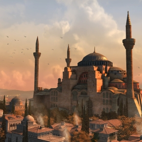"Russian Officials Demand Turkey  Return Hagia Sophia As ""friendlygesture"""