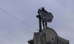Islamic State on Church