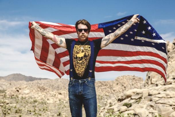 jesse-hughes-American Flag