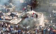 Josephs tomb october 7 2000