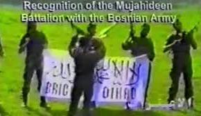 Bill Clinton's, NATO's and Iran's Jihad against Serbs | Were these Islamic terrorists really the new Jews of Europe?
