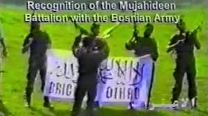 Mujaihdeen Battalion in the Bosnian Army