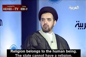 """""""The Americans are the problem…They support the forces of political Islam – both Sunni and Shiite"""" 