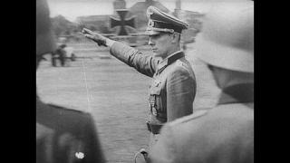 Remer Nazi salute