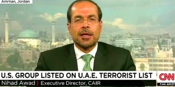 CAIR - UAE watch list