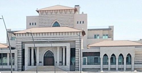 Abbas Palace courtesy of UK