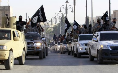 ISIS - convoy
