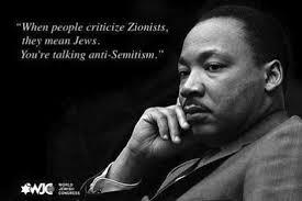 MLK - Zionist
