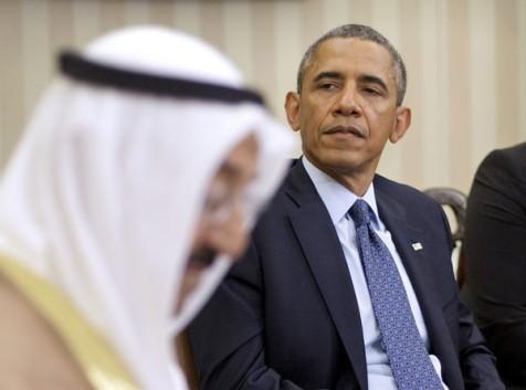 obama - Kuwait emir Sheikh Sabah Al-Ahmed al-Sabah in Oval Office.jpg