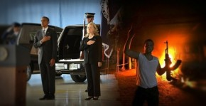 Benghazi | Secret Militia of Former Qaddafi Officers Saved Americans at CIAAnnex