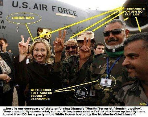 hillary libyan rebels