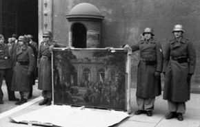 "Germany sold looted art rescued by ""Monuments Men"" to prominent Nazis after war, Stonewalled Jewish claims"