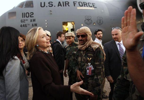 hillary clinton libya 1