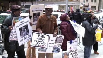 haiti-protest-clinton