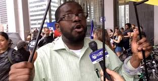 Haitian American Activist Joseph Mathieu