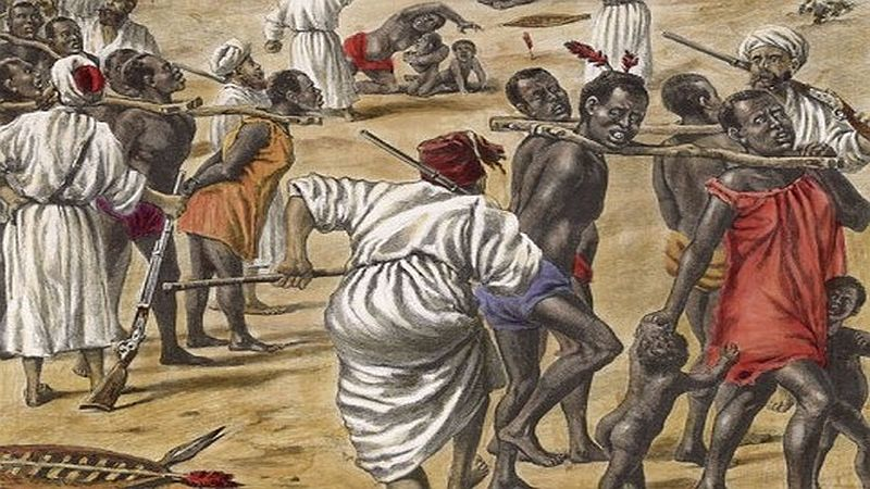 Slave Trade In Libia >> Comparing the Islamic Slave Trade to the American Slave Trade – The Legacy of Arab-Islam in ...