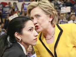 FBI agents found Huma Abedin forwarded a  CLASSIFIED document regarding Pakistan to her Yahoo email account