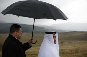 Exclusive Arab Community in Bosnia PROHIBITSBosnians