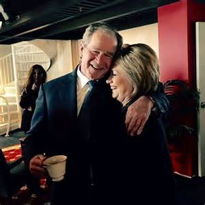 bush-hugging-hillary