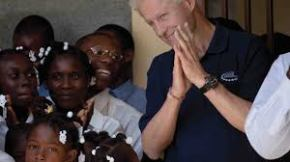 """What the Clintons have done in Haiti is unbelievable""… it pays to be ""friends of Bill"" 